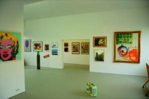 Ausstellung - Popart einst und jetzt