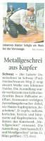 TT 27.1.2012 - Metallgeschrei aus Kupfer