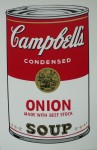 Campells Onionsoup, Serigraphie-print &publ. by Sunday B.Morning 89x58cm (8)