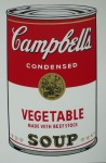 Campells Vegetablesoup, Serigraphie-print &publ. by Sunday B.Morning 89x58cm (9)
