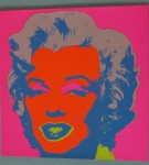 Marilyn 1970, Serigraphie, print&publ. by Sunday B.Morning, 84,5x84,5cm (1)