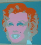 Marilyn 1970, Serigraphie, print&publ. by Sunday B.Morning, 84,5x84,5cm (3)