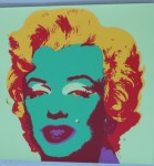 Marilyn 1970, Serigraphie, print&publ. by Sunday B.Morning, 84,5x84,5cm (7)