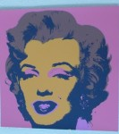 Marilyn 1970, Serigraphie, print&publ. by Sunday B.Morning, 84,5x84,5cm (9)