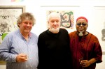 Dwight Trible & Paul Zauners Christmas All Stars, Zauner, Unterlechner, Trible, Galerie Unterlechner